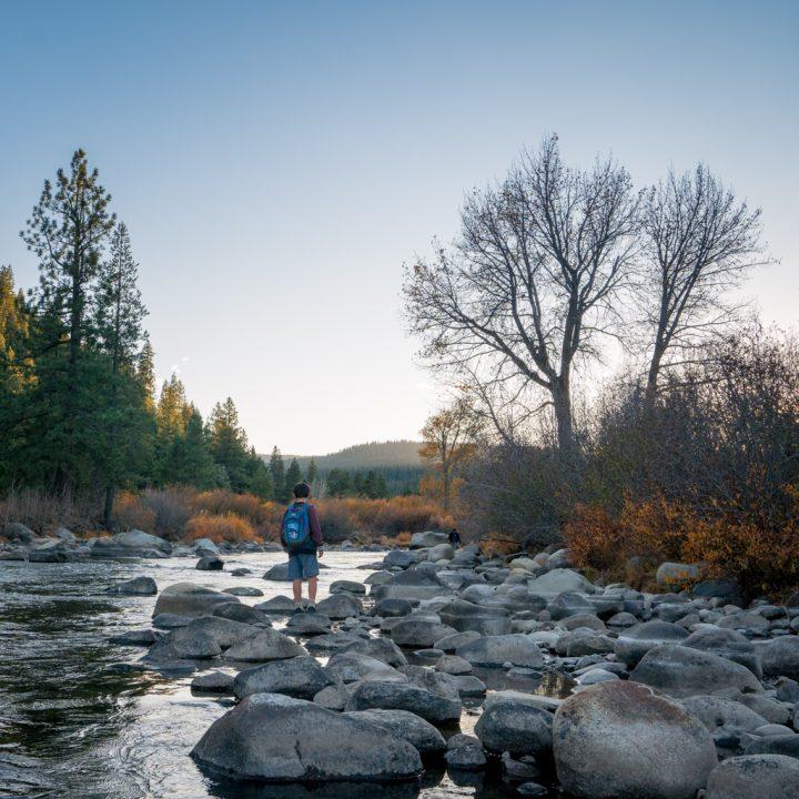 Truckee River CoHousing Virtual Tour @ Zoom